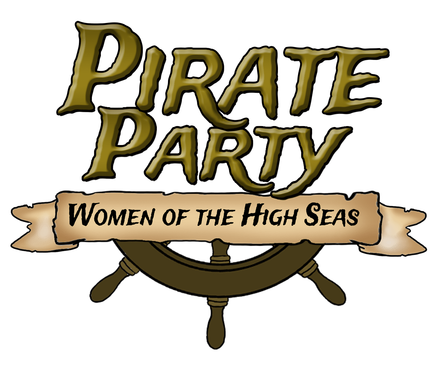 Pirate Party Card Game